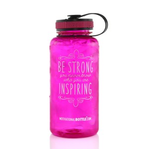 34 be strong pink front
