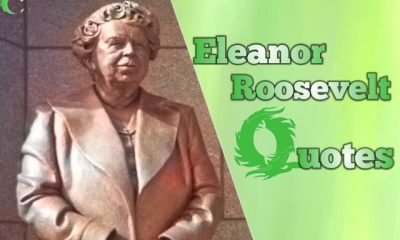 Quotes about Eleanor Roosevelt-Quotes from Eleanor Roosevelt