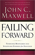 Failing Forward by John Maxwell