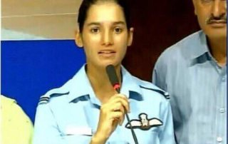 Motivational Story of India's First Women Fighter Jet Piolet Avani Chaturvedi - Indian Air Force - Motivational Story 2018