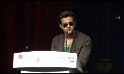 Motivational Speech of Hrithik Roshan | Talks on Human Values - Motivational Speech - Motivation N You
