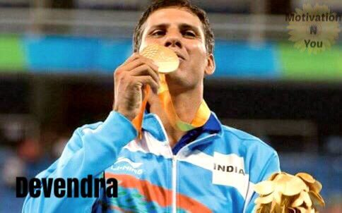 Motivational Story of Devendra Jhajharia - Motivational Story - Motivation N You