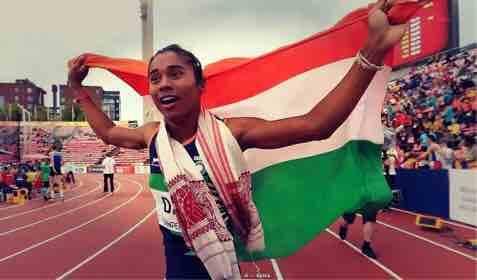 Hima Das Biography - Motivation N You - Motivational Story