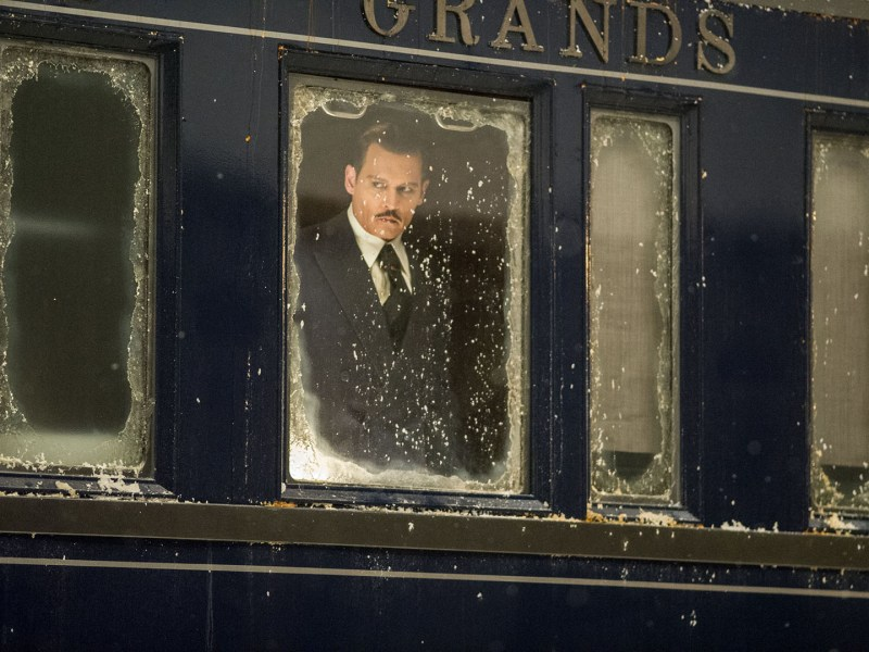 The Murder on the Orient Express