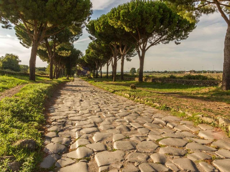 Why Do All Roads Come to Rome?
