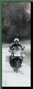 Aprilia Caponord ETV1000 Rally-Raid good times!