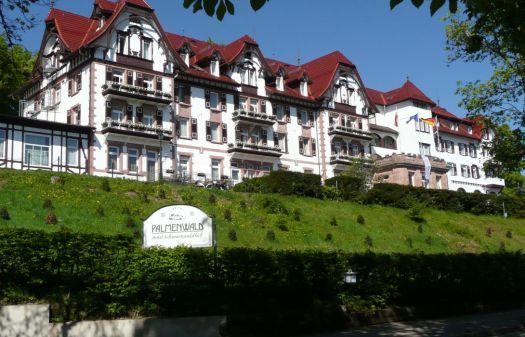 Wellness Palmenwald Hotel Schwarzwaldhof - onze hotels Moto Maestro Motortrainingen