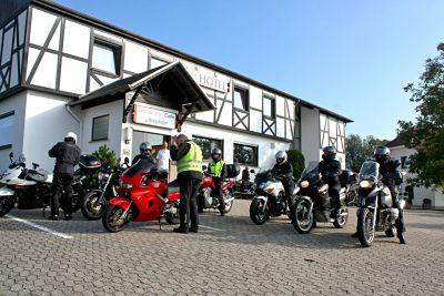 Cursisten Moto Maestro Motortrainingen Taunus