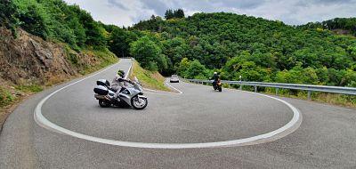 Richtpunt ideale lijn op de motor - Moto Maestro Motortrainingen