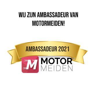 ambassadeur van Motormeiden - Moto Maestro Motortrainingen
