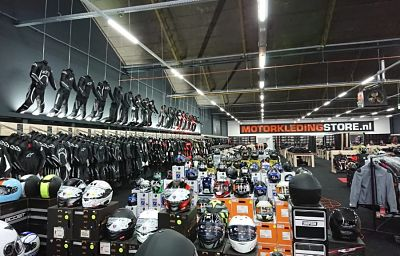 Motorkledingstore filiaal in Vianen