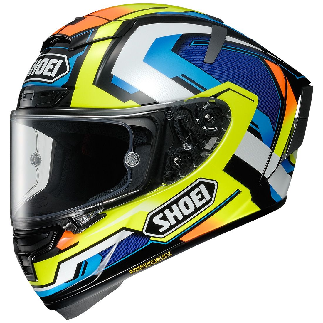 Shoei X-Spirit III BRINK TC-10 Image
