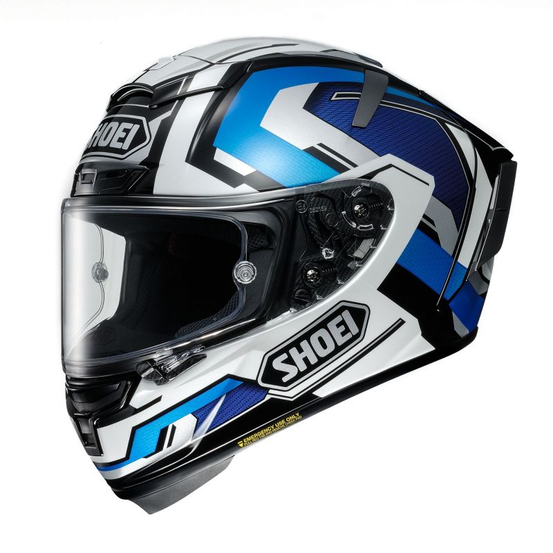 Shoei X-Spirit III BRINK TC-2 Image