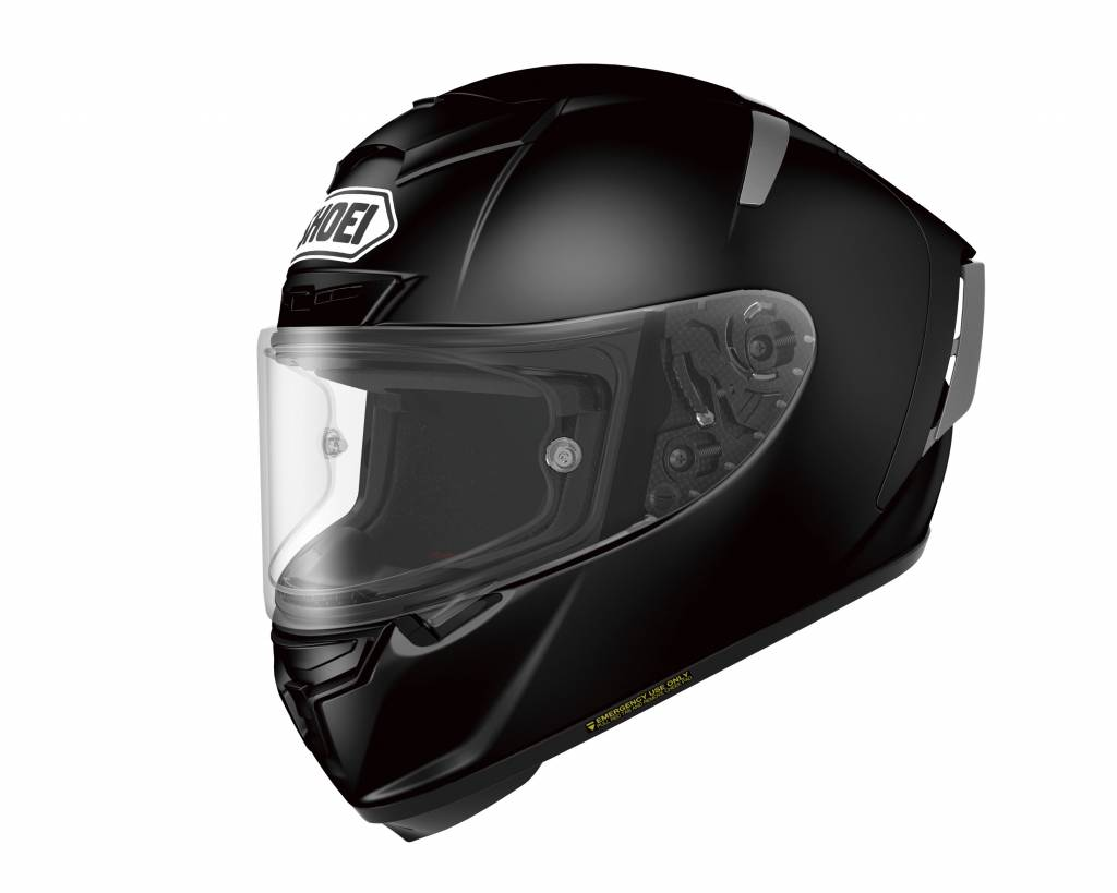 Shoei X-Spirit III Black Image