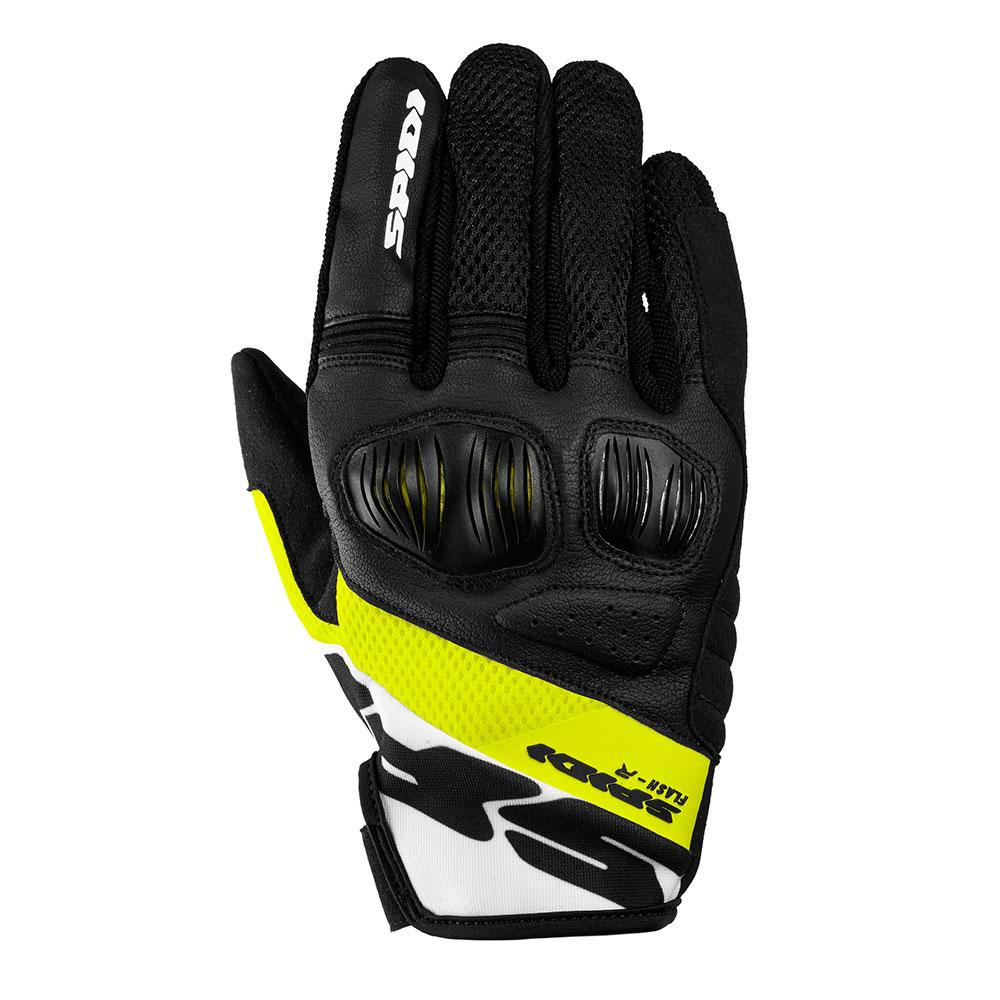 SPIDI GLOVES FLASH R EVO - BLACK FLUO YELLOW Image