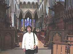 ソウルズベリー大聖堂