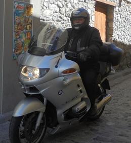 Moto Pyrénées promo