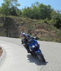 Moto-Pyrénées voyage moto