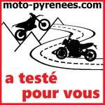 Moto Pyrénées blog