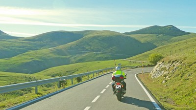 Printanière 2 : circuits moto pyrenees