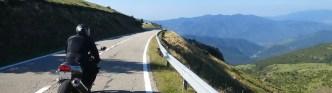 balades moto dans les Pyrénées en mai 2019