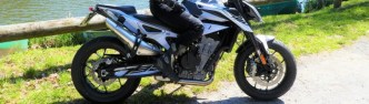 jean moto pour femme très élégant