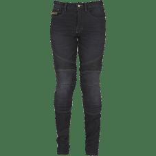 jean moto femme Furygan avec doublure en kevlar