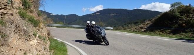 rapport qualité prix sans concurrence chez Moto-Pyrénées avec des organisateurs toujours avenants et souriants