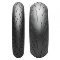 Bridgestone S22 profil des pneus