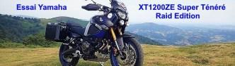 (Deutsch) essai complet de la Yamaha XT1200ZE Super TénéréRaid Edition
