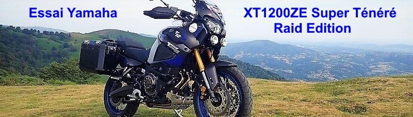 [:de]essai complet de la Yamaha XT1200ZE Super TénéréRaid Edition[:]
