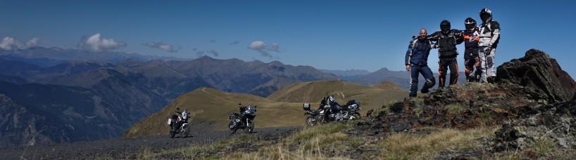 saison moto 2021 Moto-Pyrénées balades moto et tout terrain dans les Pyrénées