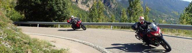 experience moto pyrénées