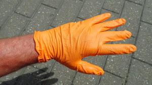 La conclusion du nettoyant drywash: le pouce levé