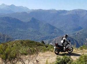 moto pyrénées tout terrain