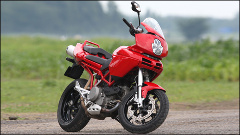 Image result for ducati multistrada first version