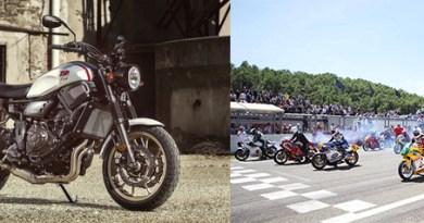 Yamaha Faster Sons e ASI