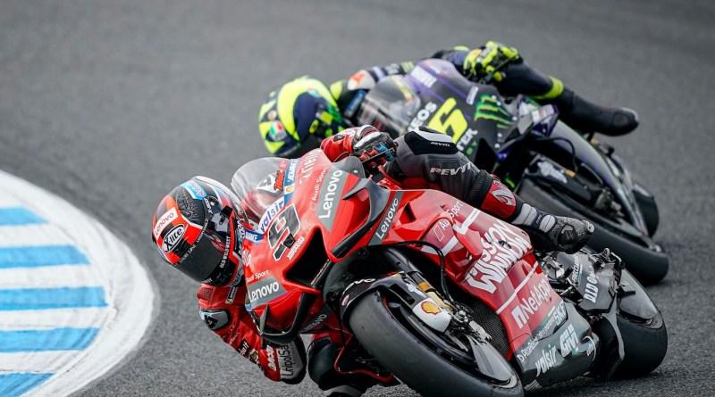 Ducati Desmosedici GP Giappone Petrucci