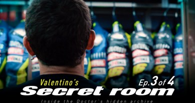 Dainese the secret room ep.3