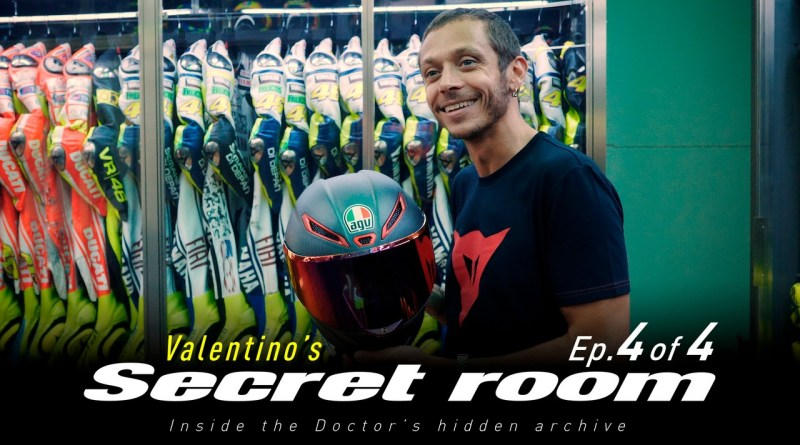 Dainese the secret room ep.4