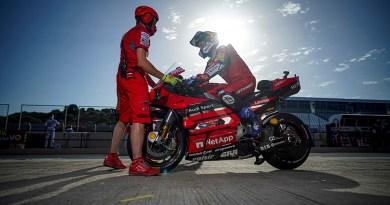 Ducati, MotoGP, GP Andalusia