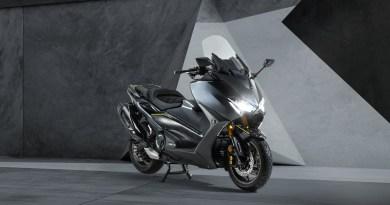 Yamaha TMAX 20° anniversario