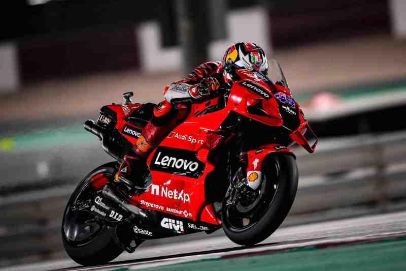 MotoGP Ducati Doha