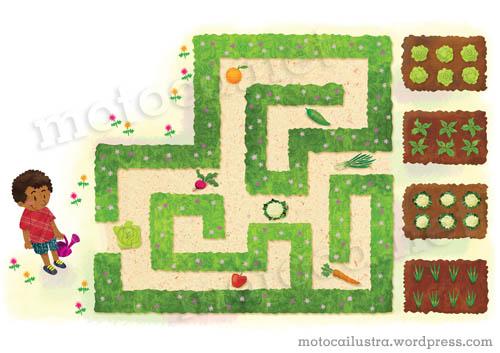 labirinto da horta