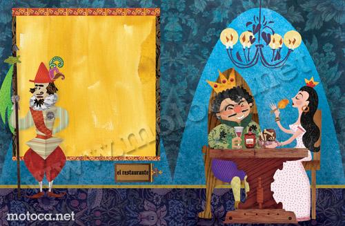 A Princesa e o Rei