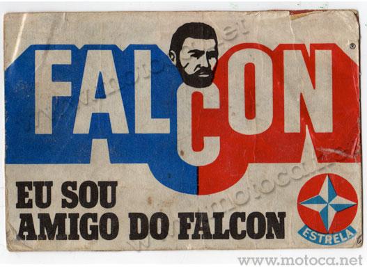 adesivo falcon