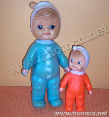 bonecas dadá e dedê