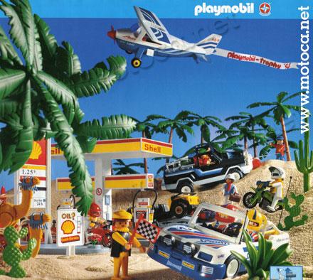 Playmobil Competição