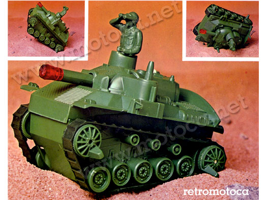 tanque thor