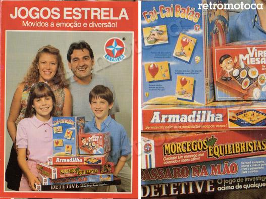 catálogo estrela anos 80